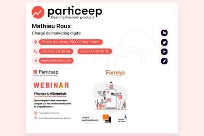 Signature Mail - Particeep