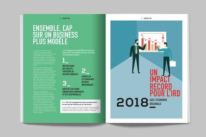 Rapport d'activité Groupe IRD 2018