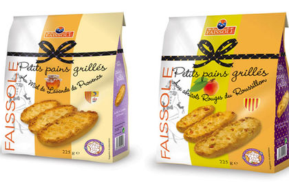 Packaging Petits pains