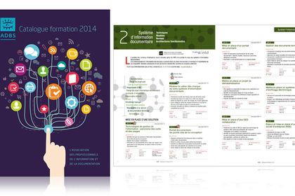 Brochure de formation