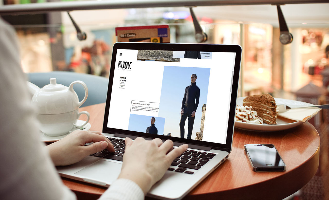 Webdesign et création de site internet