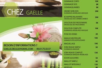 Chez Gaelle Esthétique