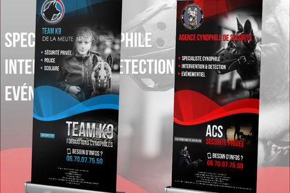 Affiche Société ACS