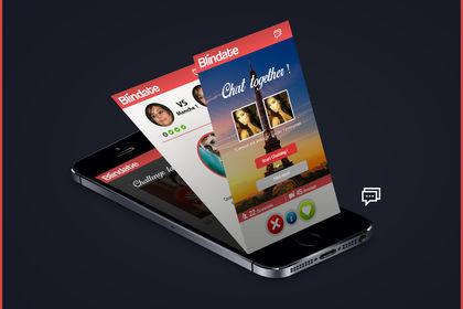 Blindate App Mobile