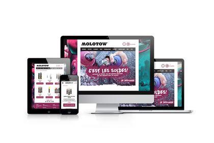 Création d'un e-shop responsive