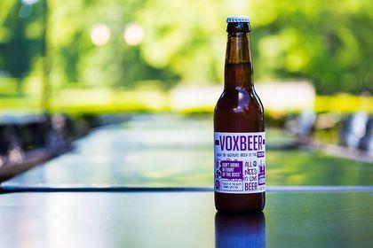 Création d'une étiquette de bière