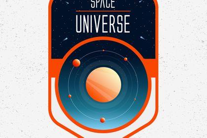 Space Universe logo