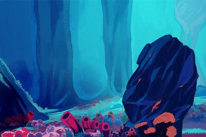 Matte Painting - Court métrage d'animation