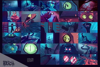 Color Script - Natch