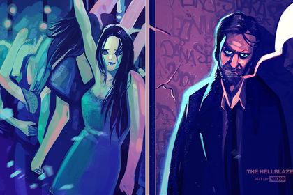 Concept art - DC Short