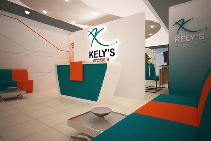 Aménagement agence de voyage Kely's Tours