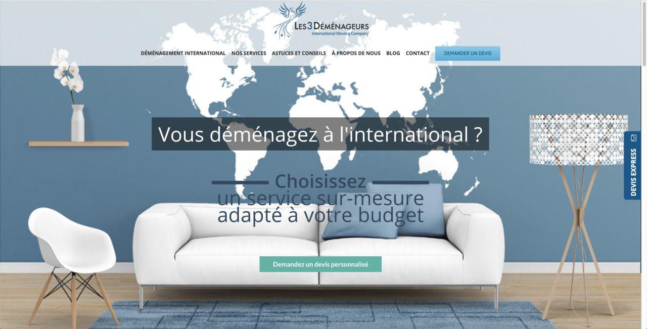 Les3Déménageurs.com