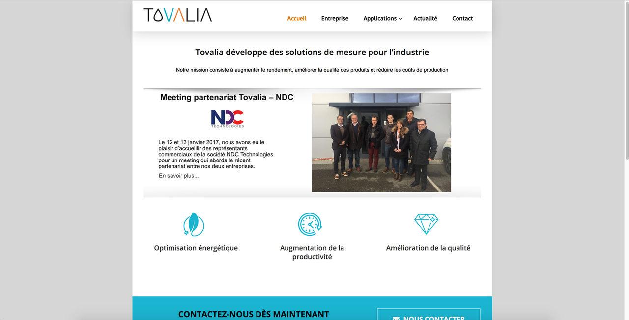Tovalia.fr