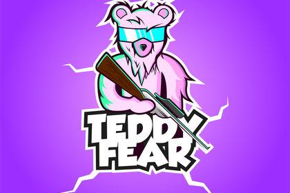 Logo Teddy Fear