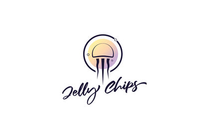 Logo Jelly Chips