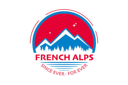 Logo French Alps