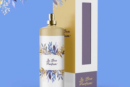 Le Bon parfum - Packaging
