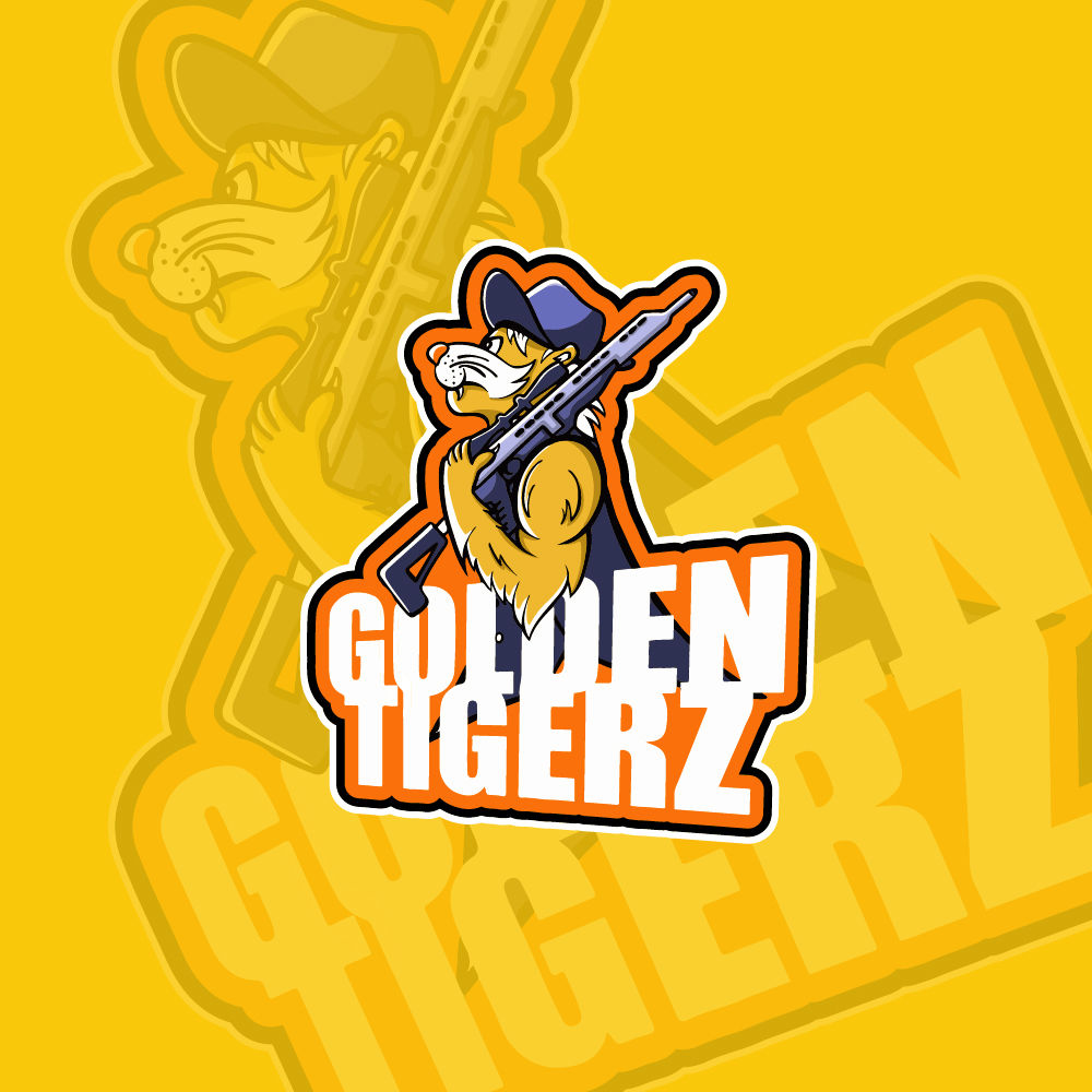Golden Tigerz Logo