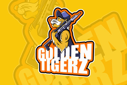 Golden Tigerz Logo