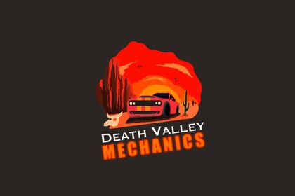 Conception logo - Death Valley Mechanics