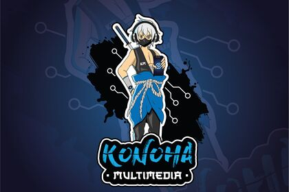 Logo Konoha Multimédia