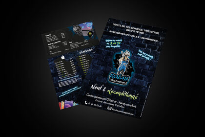 Flyer Konoha Multimedia