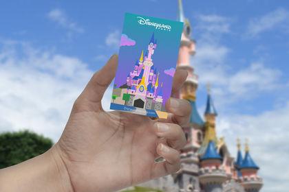 Billet d'entrée Disneyland Paris
