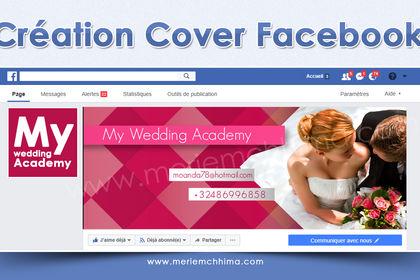 Création cover facebook