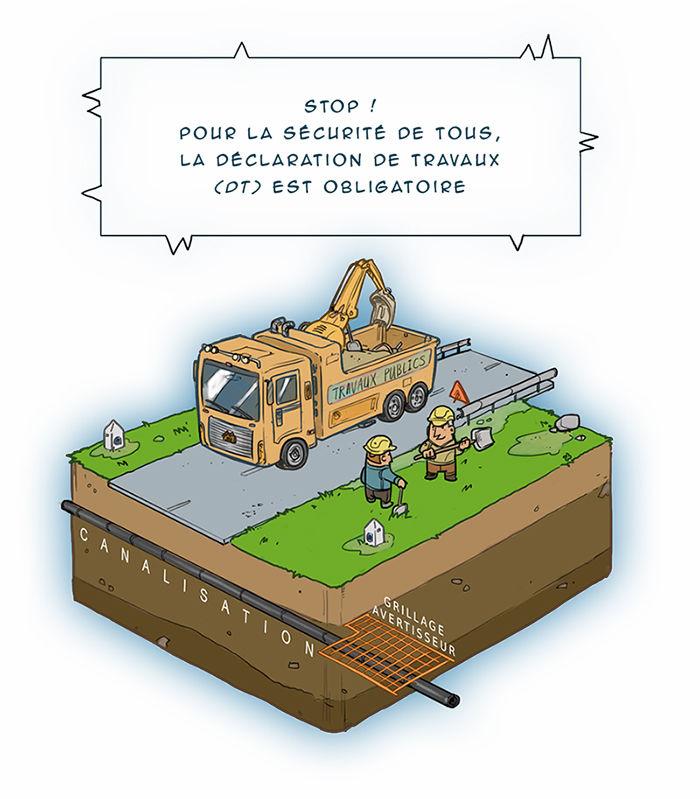 Illustration cartoon