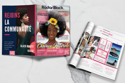 Direction artistique magazine
