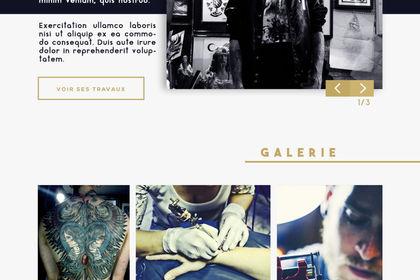 Maquette web