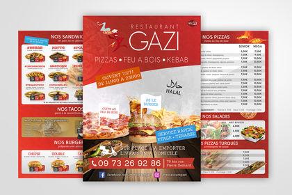 Restaurant GAZI (Fast-Food)