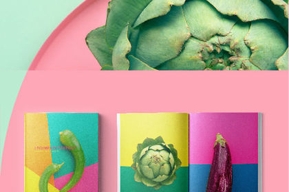 Vegetables in portrait / Légumes en portrait
