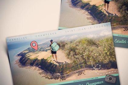 Brochure guide touristique