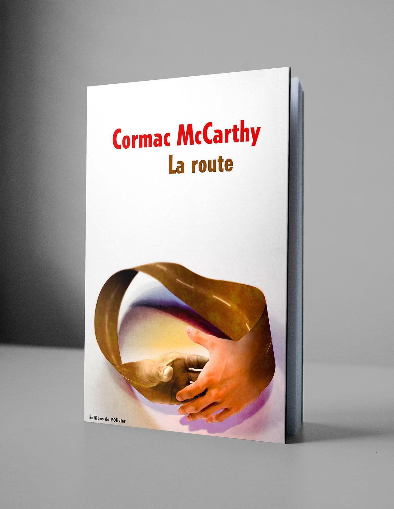 Couverture livre Cormac McCarthy