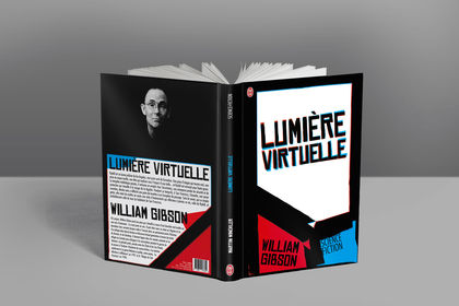 Couverture livre William Gibson