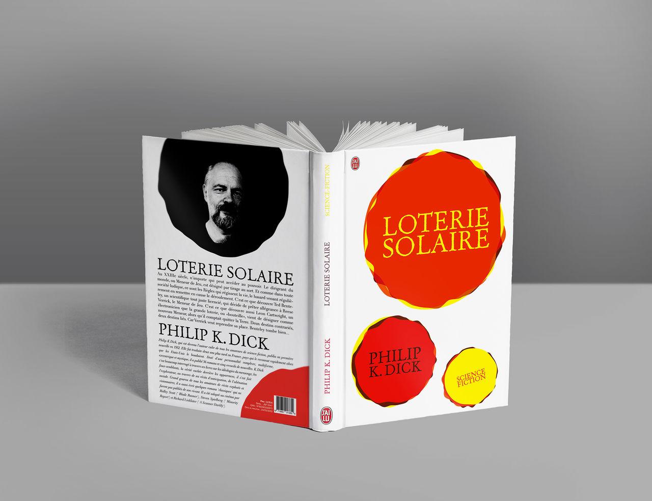 Couverture livre Philip K. Dick