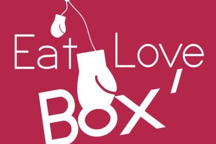 Création de logo - EatBox'Love