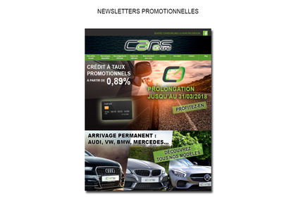 Newsletter Automobile