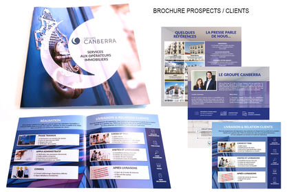 BROCHURE PROSPECTS / CLIENTS