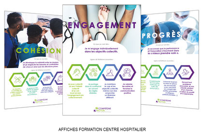 Affiches Formation