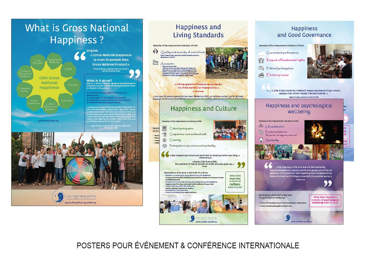 Posters Français / Anglais