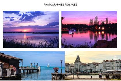 Photographie de paysages