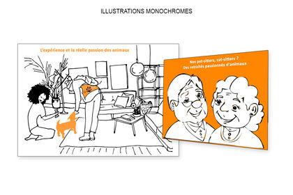 Illustrations / Dessins