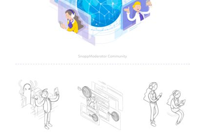 Illustrations for Snapparazzi