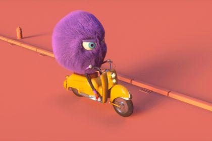 """Animation 3D """"Zack"""""""