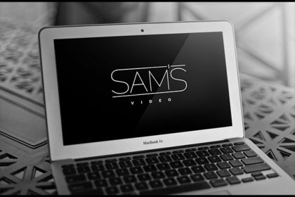 Sam's Video logo
