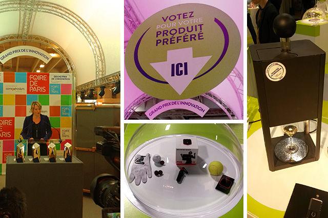 Grand Prix de l'Innovation - FOIRE DE PARIS