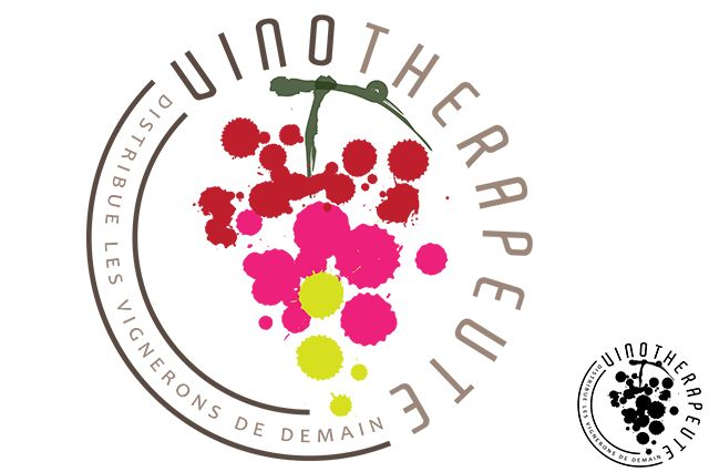 Logo - négociant en vins