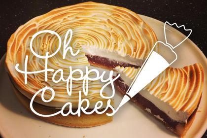 Logo - OH HAPPY CAKES